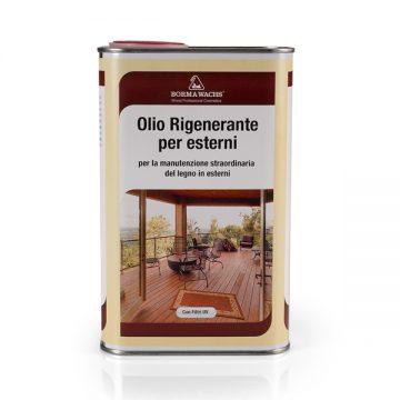 Восстанавливающее масло для наружных работ Exterior Oil Refresher BORMA-3974