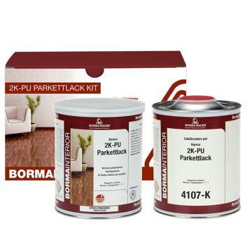 2K Parkettlack Kit BORMA-4141-2K-XX
