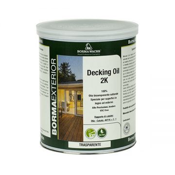 Decking Oil 2k BORMA-49712K