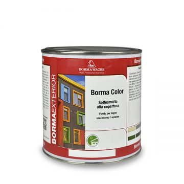 Грунтовка Высой Укрывистости Borma Color — Borma Color High Coverage Undercoat Enamel BORMA-6910
