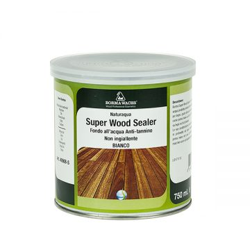 Грунт-изолятор Super Wood Sealer BORMA-NAT4089-S