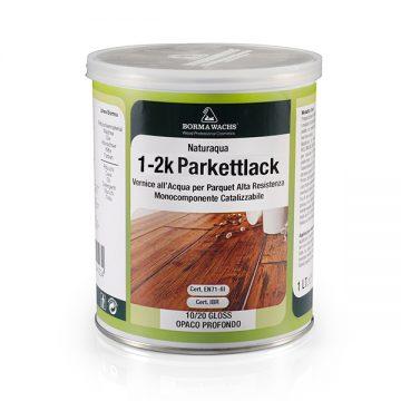 1-2K Waterbased Basecoat Varnish For Parquet — Самогрунтующийся Лак Для Напольных Покрытий На Водной Основе BORMA-NAT4100-XX