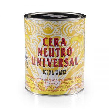 Воск универсальный натуральный Universal Neutral Wax BORMA-0100