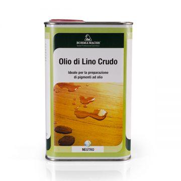 Льняное масло Raw Linseed Oil BORMA-3996