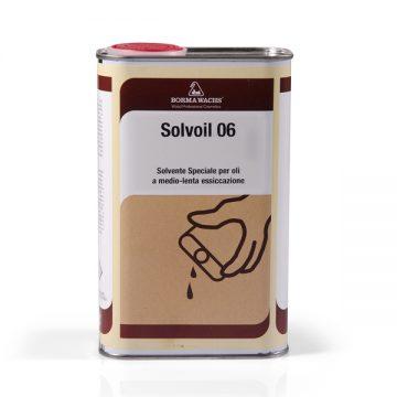 Медленный растворитель для масел Solvoil 06 BORMA-4930.06
