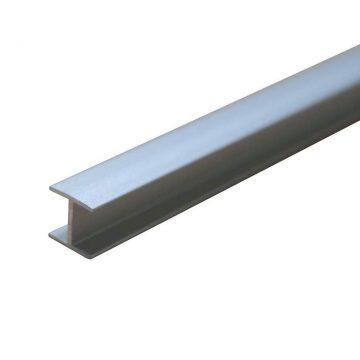 Соединительная Н-образная планка для стеновых панелей, 600х6мм