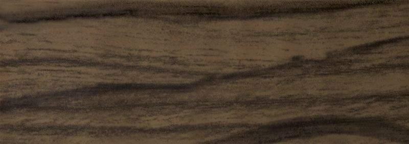 Кромка ABS глянец 23*1 мм, индийский эбони темный, в защитн. пленке DC 02K7