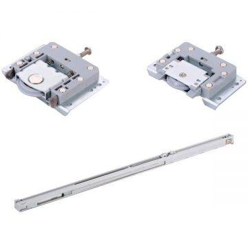 FM409 Комплект накладных роликов и доводчиков на 1 дверь, FIRMAX.