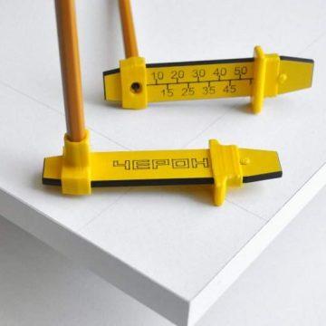 РУ-43, Разметочное устройство для установки мебельных опор, колёсных опор.