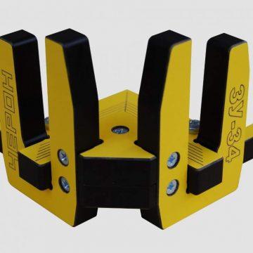 Зажимное устройство Комплект 1 шт. и 2 клина, ЗУ-34