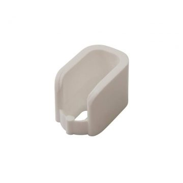 Карман малый для сетчатой полки FIRMAX, белый