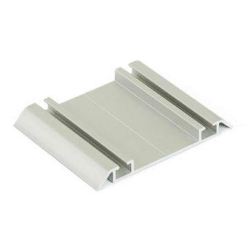 Направляющая нижняя, алюминий, серебро, 5800 мм