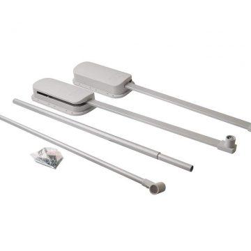 M02 Пантограф Permo для проема 600-830мм хром/пласт серый