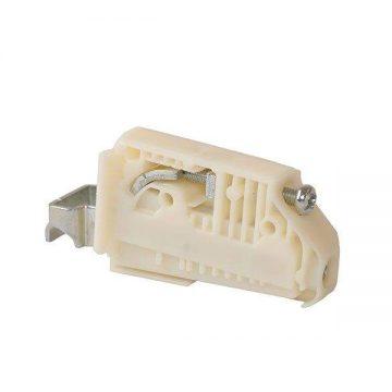 Навес для шкафа FIRMAX левый, под саморез, регулируемый, пластик