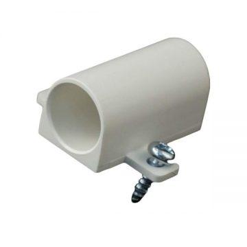 PM-218 Держатель для ИК сенсора накладной, белый