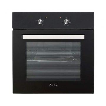 Духовой шкаф EDM 040 BL, ширина 600 мм, черный