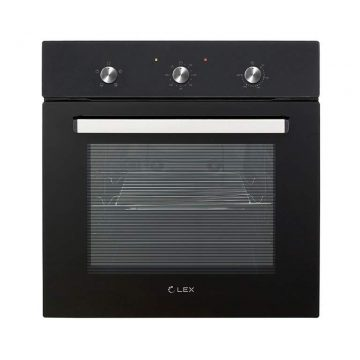 Духовой шкаф EDM 041 BL, ширина 600 мм, черный