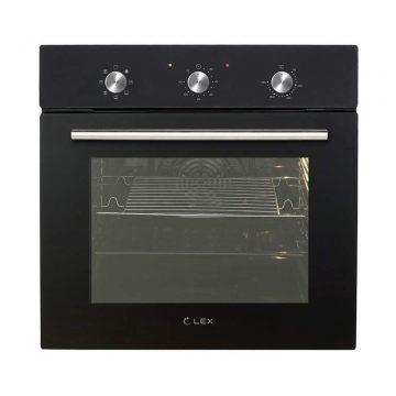 Духовой шкаф EDM 070 BL, ширина 600 мм, черный
