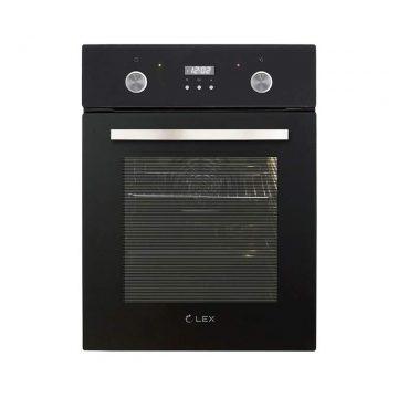 Духовой шкаф EDP 4571 BL, ширина 450 мм, черный