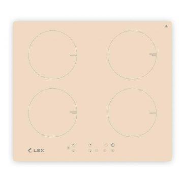 Варочная панель индукционная EVI 640-1 IV, слоновая кость