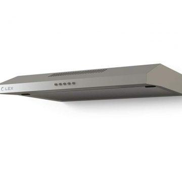 Вытяжка плоская S 600 INOX, ширина 600 мм, нержавейка