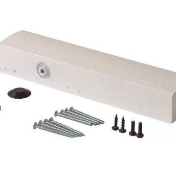 Доводчик Geze TS 4000 EN1-6, б/тяги, белый