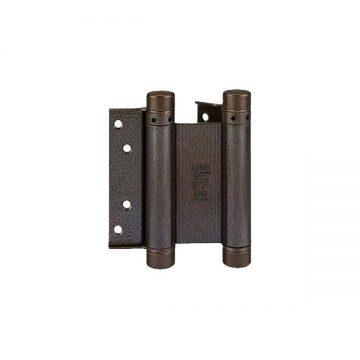 Петля барная 150 мм. для деревянных дверей до 63 кг., бронзовая сталь