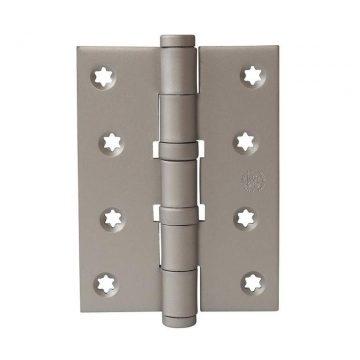 Петля карточная, универсальная 101х76х3 мм для дверей до 65 кг.,никель матовый,