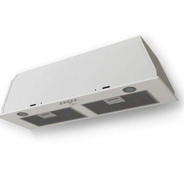 Вытяжка встраиваемая GS BLOC P 900 WHITE, ширина 725 мм, белый