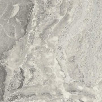 Бортик пристеночный Перфетто-лайн Чиполлино бело-серый 1372U (98138), 4200 мм
