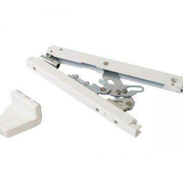 Ножницы фрамужные VENTUS дополнительные белые RAL9016