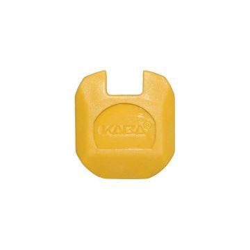 Пластиковая головка для ключей KABA Large Key, светло-желтая