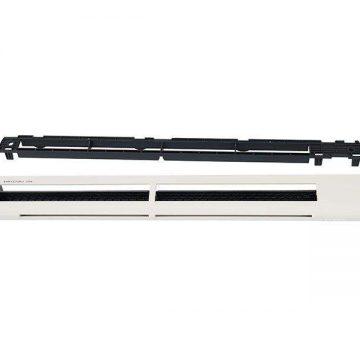 Приточное устройство EMM2, гигрорегулируемый расход воздуха 5-35 м3/ч, для оконных конструкций, переключатель режимов работы, белый