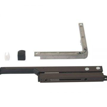 Ручка с угловым переключателем OL90/95, темная бронза