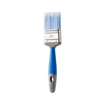 Кисть плоская, серия 90, ручка 2К, 50мм, полиэстер