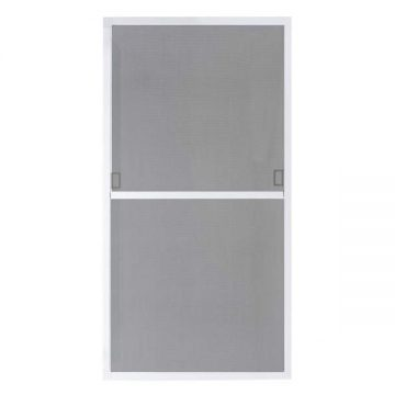 Комплект москитной сетки МС-БАЗА 1,5×0,75 белый