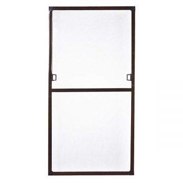 Комплект москитной сетки МС-БАЗА 1,5×0,75 коричневый