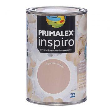 Краска Primalex Inspiro Теплый Какао 1л