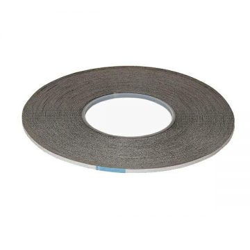 Лента клейкая Bistrong для первичной сборки стеклопакетов 4мм 100м черная