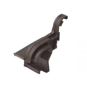 Накладка торцевая АЛЮСТАРТ (N22/30,W22/30), правая, темная бронза