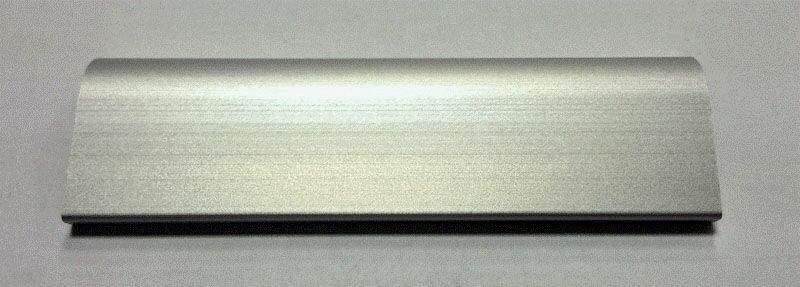 Профиль-капельник АЛЮСТАРТ, алюминий, неокрашенный