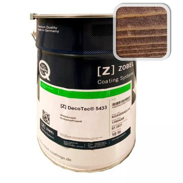 Атмосфероустойчивое масло Deco-tec 5433 BioWeatherProtectX, Алтайский орех, 1л