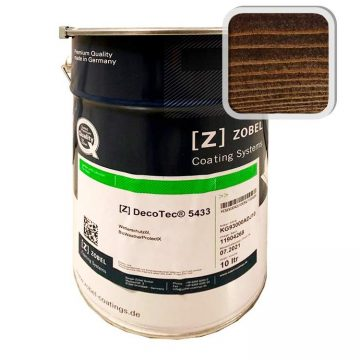 Атмосфероустойчивое масло Deco-tec 5433 BioWeatherProtectX, Лесной орех, 1л