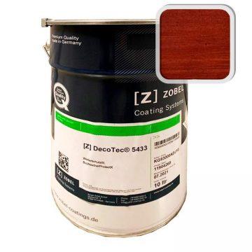 Атмосфероустойчивое масло Deco-tec 5433 BioWeatherProtectX, Махагон, 1л