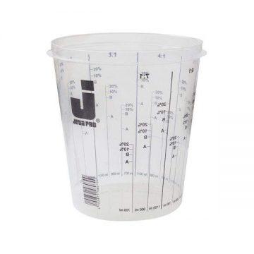 Емкость пластиковая для смешиваня краски 2,30 л