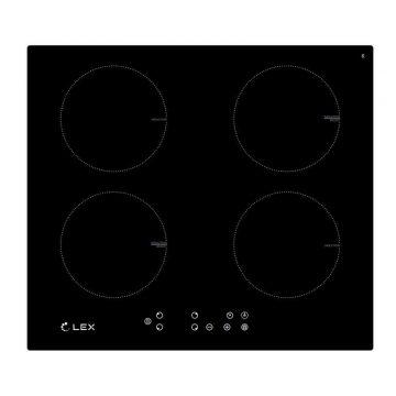 Варочная панель индукционная EVI 640-1 BL, черный