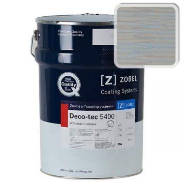 Лак фасадный ZOBEL Deco-tec 5400/5420, Blau 5.41 шелковисто-матовый, 1л