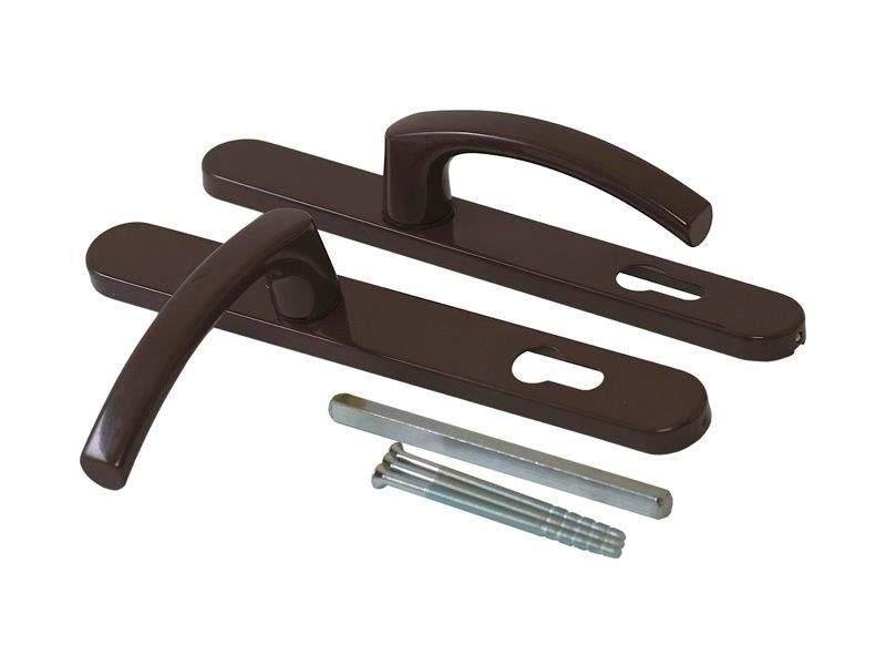Гарнитур нажимной FKS подпружиненный, коричневый 30A/1005/8019/TS72. MAX0023.05