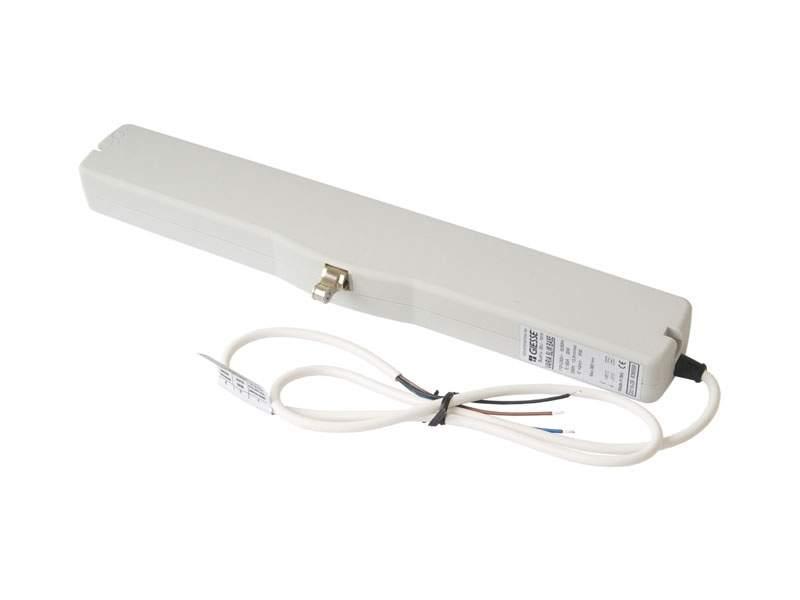 Автоматический привод цепной Giesse VARIA SLIM BASE 230V, серый. GIE7889.01