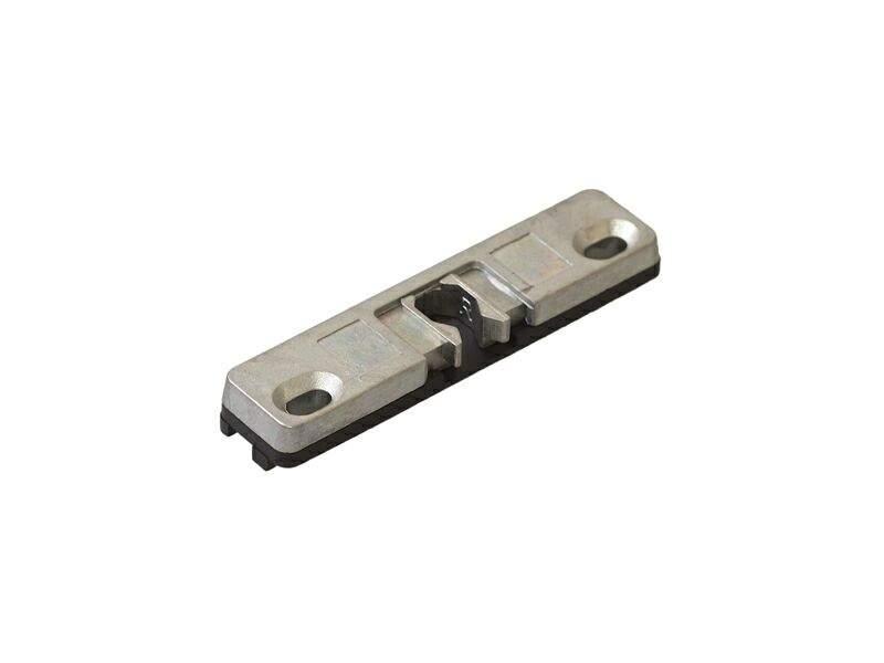 Защёлка балконная 9 мм (2 части), Elementis 2. V.018.04.01